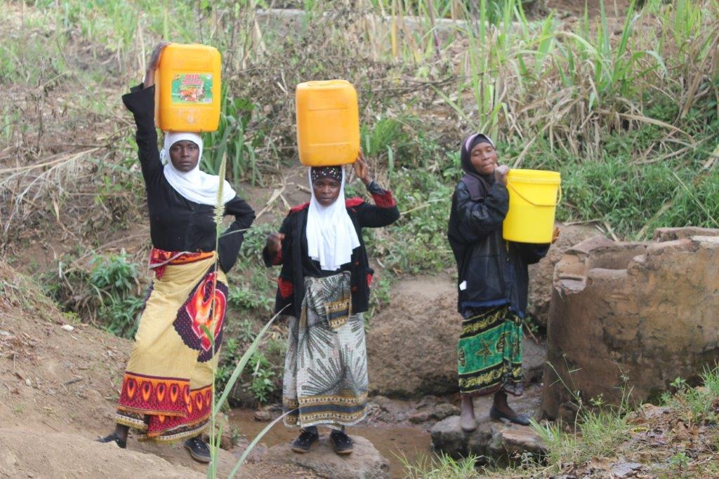 Water Wells by Malawi Relief Fund UK